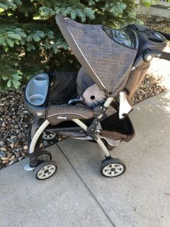 FREE Chicco Key Fit Stroller