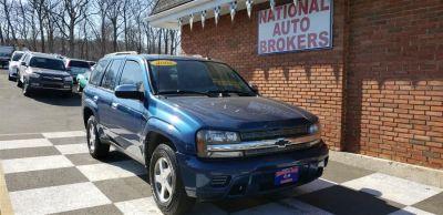 2005 Chevrolet Trailblazer LS (Blue)