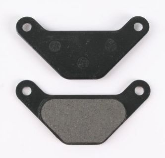 Purchase Semi-Metallic Brake Pad Set Yamaha XL540 VLX VMX540 VMax VK540 SV80 Snoscoot motorcycle in Loudon, Tennessee, United States, for US $17.95