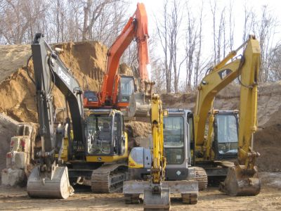 Heavy equipment loans - All credit types - All 50 states