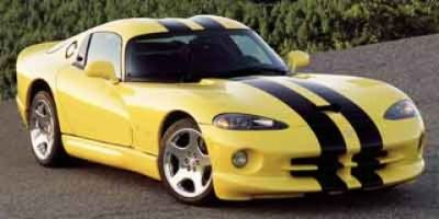 2001 Dodge Viper ACR Competition (Yellow)