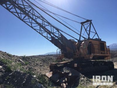 Northwest 9570 Dragline