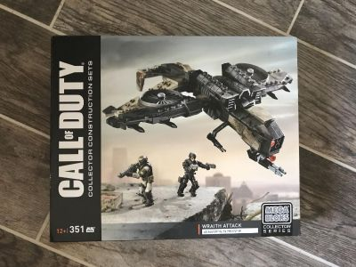 Nwt Call of Duty collectible set