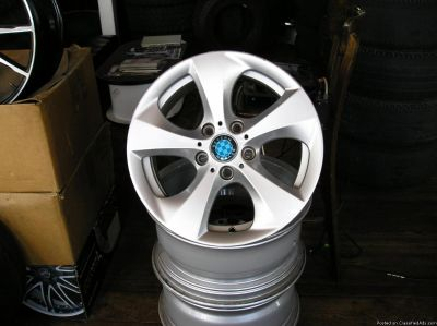 4 17 inch bmw beyern wheels atlanta (with shipping available