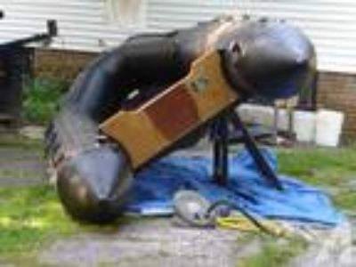 ZODIAC BOAT, INFLATABLE, NEW , 13 ft