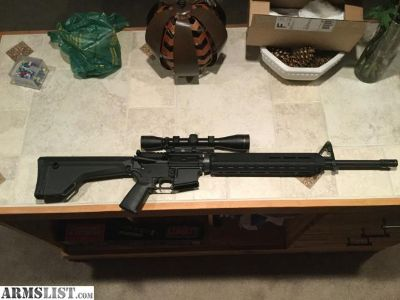 For Sale/Trade: 20 AR-15