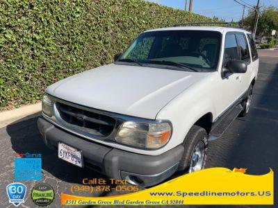 2000 Ford Explorer XLT (Oxford White)