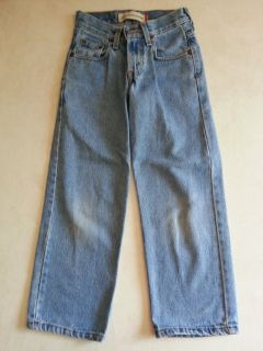 Kids 8 slim Levi's Boys' Relaxed-fit 550 jeans