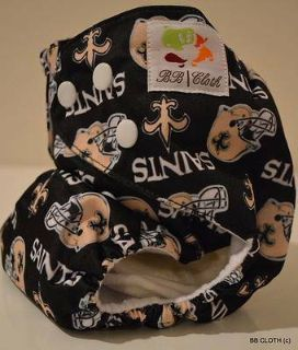 Finally Saints cloth diapers