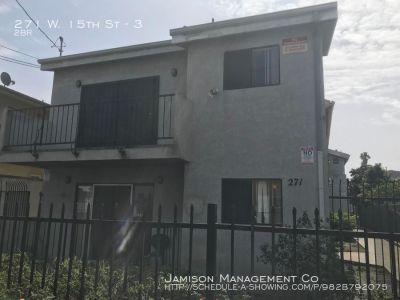 Apartment Rental - 271 W. 15th St