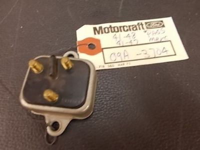 Find NOS FORD 1941-48 MERCURY 41-47 IGNITION SWITCH BODY motorcycle in Blairsville, Georgia, United States