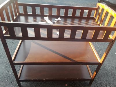Nursery 101 Baby Changing Table