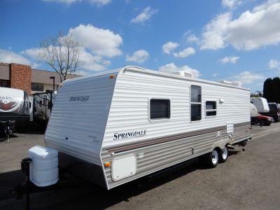 2007 Keystone Springdale 260 TBL