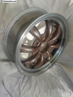 Empi 2 piece 8 spoke rim