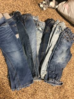 2T jeans $2 each