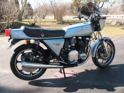 1978 Kawasaki KZ1000D Z1R