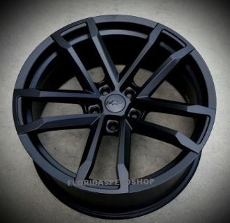 "Sell Camaro 5th Gen ZL1 Wheels Satin Black 2010-2015 SS/RS/LS 20x8/20x9"" Wheel Set motorcycle in Bradenton, Florida, United States, for US $995.00"