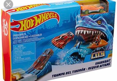 Hot Wheels Shark Bait
