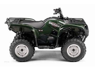 2009 Yamaha Grizzly 550 FI Auto. 4x4 ATV Utility ATVs Oakdale, NY