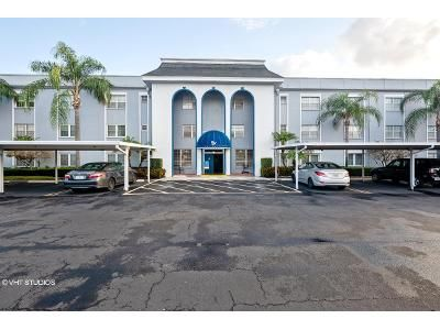 1 Bed 1 Bath Foreclosure Property in Clearwater, FL 33756 - Poinsettia Rd Apt 242