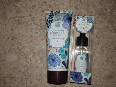 Face Wash and Serum