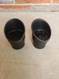 Type 3, pair, fresh air vent, vw, #311.819.705.