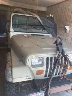 1993 Jeep one owner
