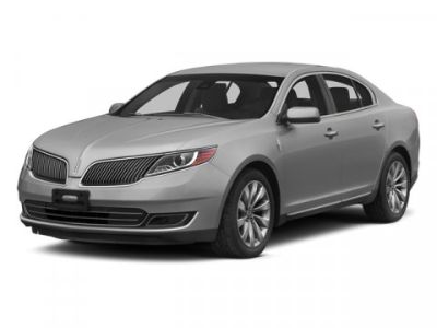 2014 Lincoln MKS Base (Silver)