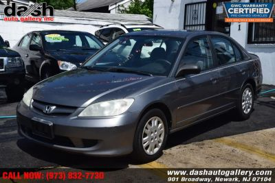2005 Honda Civic LX (grey)