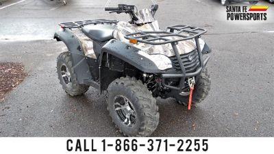 2015 CFMOTO CForce 500 New ATV (Camouflage)