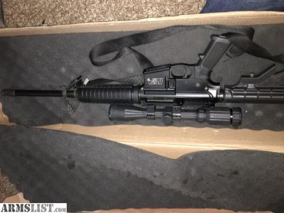 For Sale: AR-15 Like new conditon