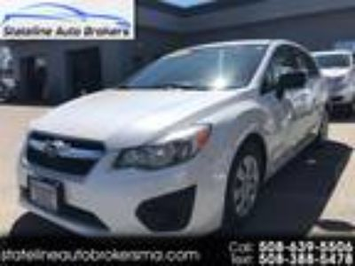 Used 2014 SUBARU Impreza Wagon For Sale