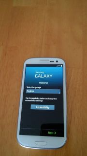 Galaxy 3/ Boost Mobile Phone