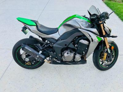 2014 Kawasaki Z 1000 ABS