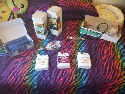 Garden and indoor growing supplies
