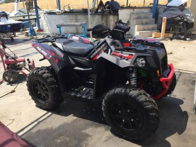 2016 Polaris Scrambler XP 1000 ATV Sport Utility ATVs Castaic, CA