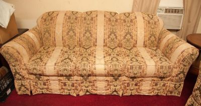 Couch and Love Seat (Great Condition)