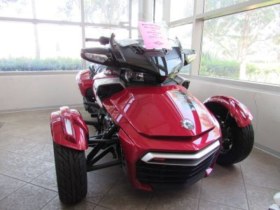 2016 Can-Am Spyder F3-T SE6 Trikes Motorcycles Irvine, CA
