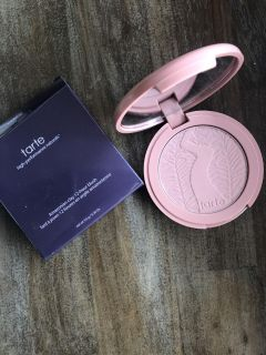 Tarte high performance naturals Amazonian clay 12 hour blush. Paaarty is the color