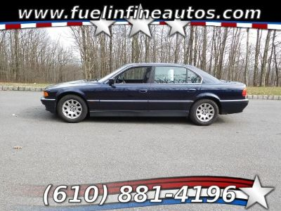 2000 BMW 7-Series 740iL 5-Speed Automatic Sport package