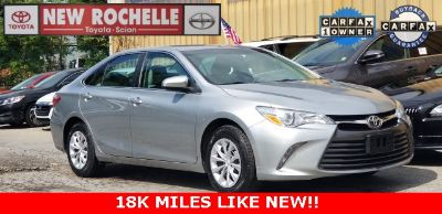 2015 Toyota Camry L (Celestial Silver Metallic)