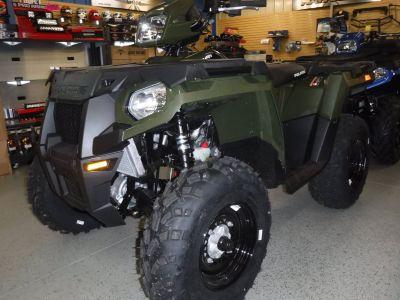 2018 Polaris Sportsman 450 H.O. Utility ATVs Hermitage, PA