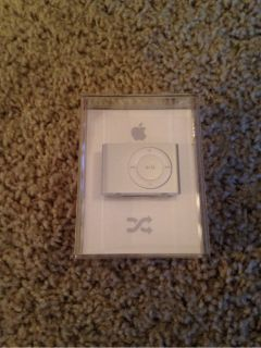 iPod Shuffle New in Original Factory Sealed Packaging (never opened)