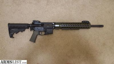 For Sale: Custom built AR15 5.56