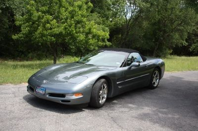 2003 Chevrolet Corvette Convertible 2-door