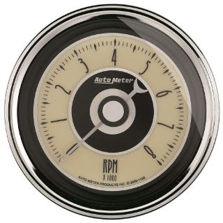 Purchase AutoMeter 1195 Cruiser AD Voltmeter Gauge motorcycle in Naperville, IL, United States, for US $209.95