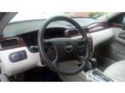 2007, Chevrolet, Impala Limited