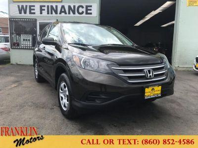 2014 Honda CR-V LX (Gray)