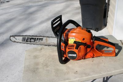 Echo CS490 Chainsaw