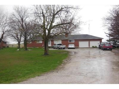 3 Bed 1 Bath Preforeclosure Property in Sidney, OH 45365 - County Road 25a N